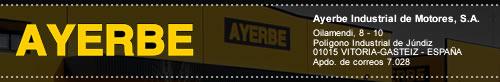 Ayerbe Industrial de Motores, Vitoria-Gasteiz